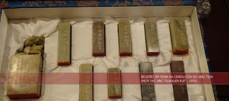 Genealogia do Wing chun