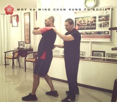 treinamentos de wing chun kung fu
