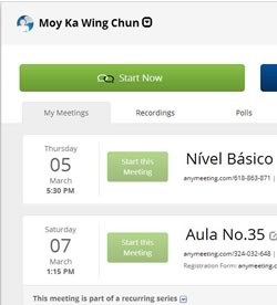 aulas on line de wing chun - wing chun aulas online pela internet sifu monnerat - Aulas On Line de Wing Chun