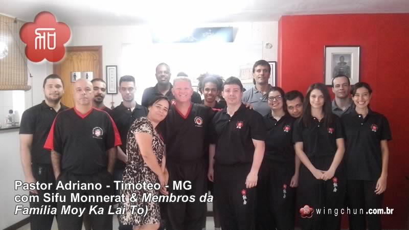 Wing Chun em Minas Gerais... em breve
