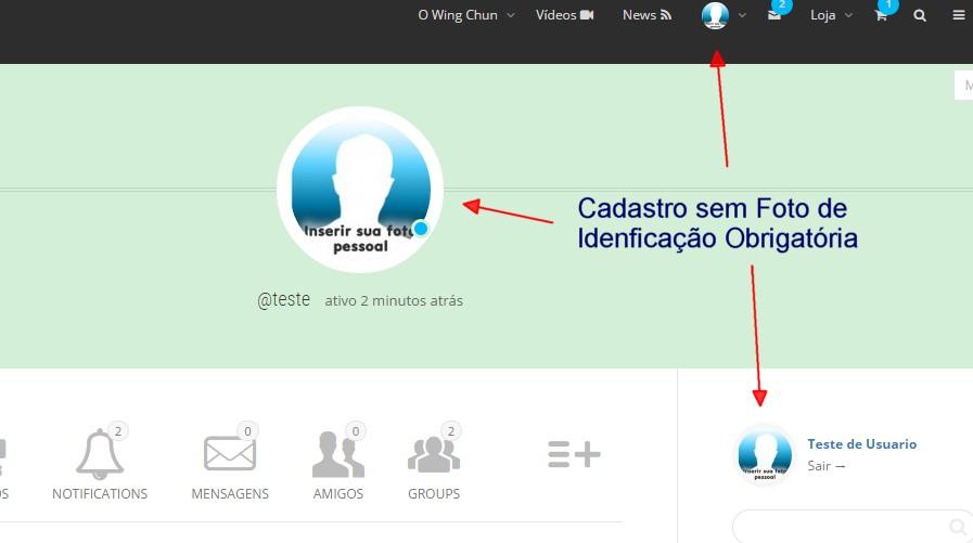 - alterar foto 3 - WebCam: Alterando ou Inserindo sua Foto no Portal Nacional